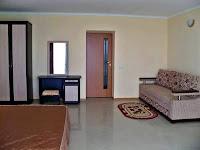 Фотогалерея 1-комнатных апартаментов отельного комплекса в Семидворье