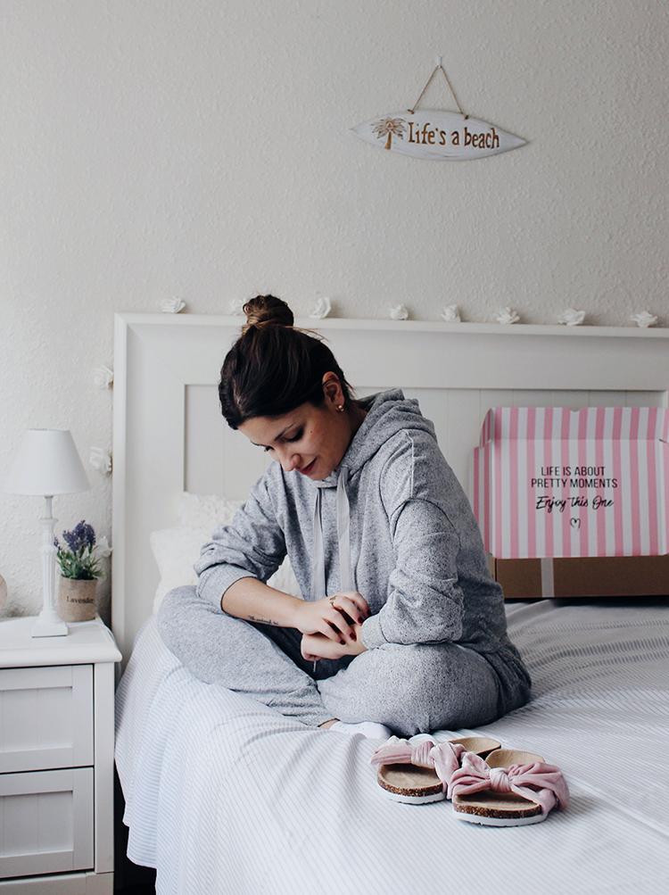Pijama hunkemoller blog moda littleblackcoconut