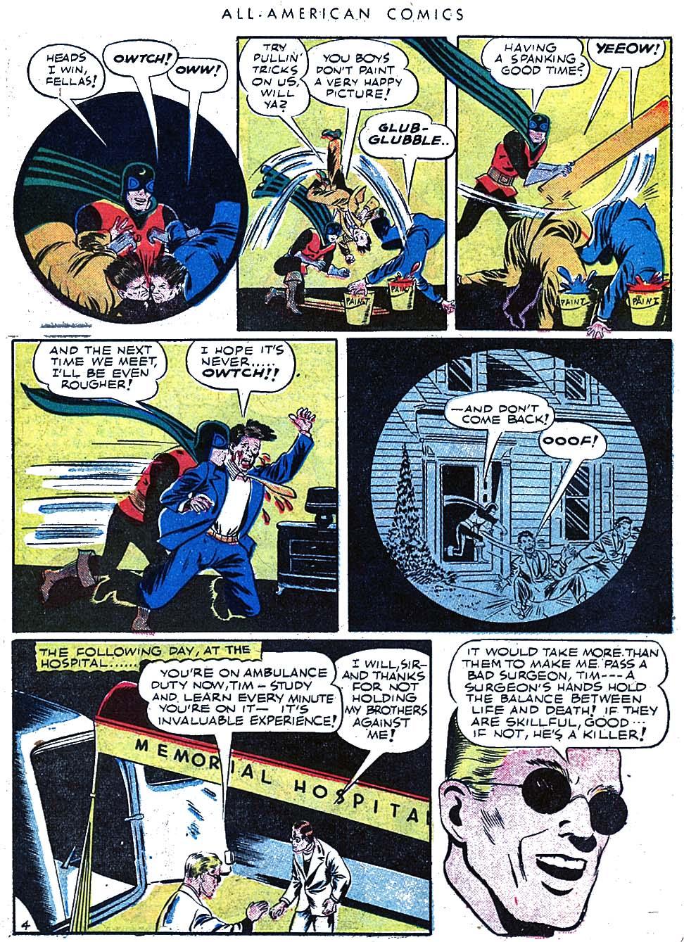Read online All-American Comics (1939) comic -  Issue #63 - 20