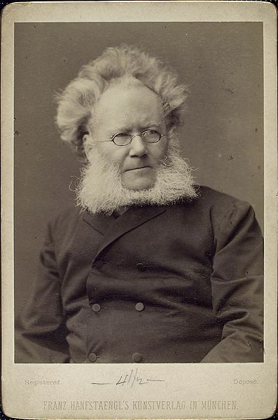 Diary of an Autodidact: Ghosts by Henrik Ibsen