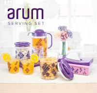 Dusdusan Arum Serving Set ANDHIMIND