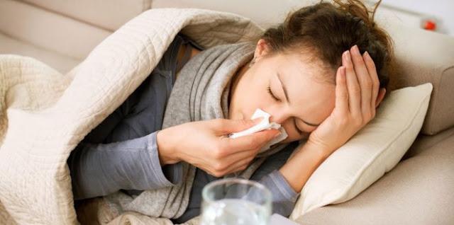 طرق الوقايه من نزلات البرد والانفلونزا