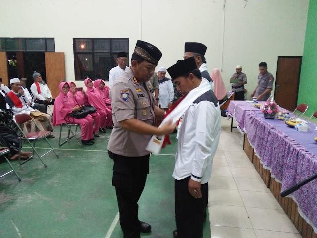 Polres Metro Kota Tangerang Jalin Silaturahmi Dan Pembentukan DA'I Kantibmas, Bersama Masyarakat  Sepatan