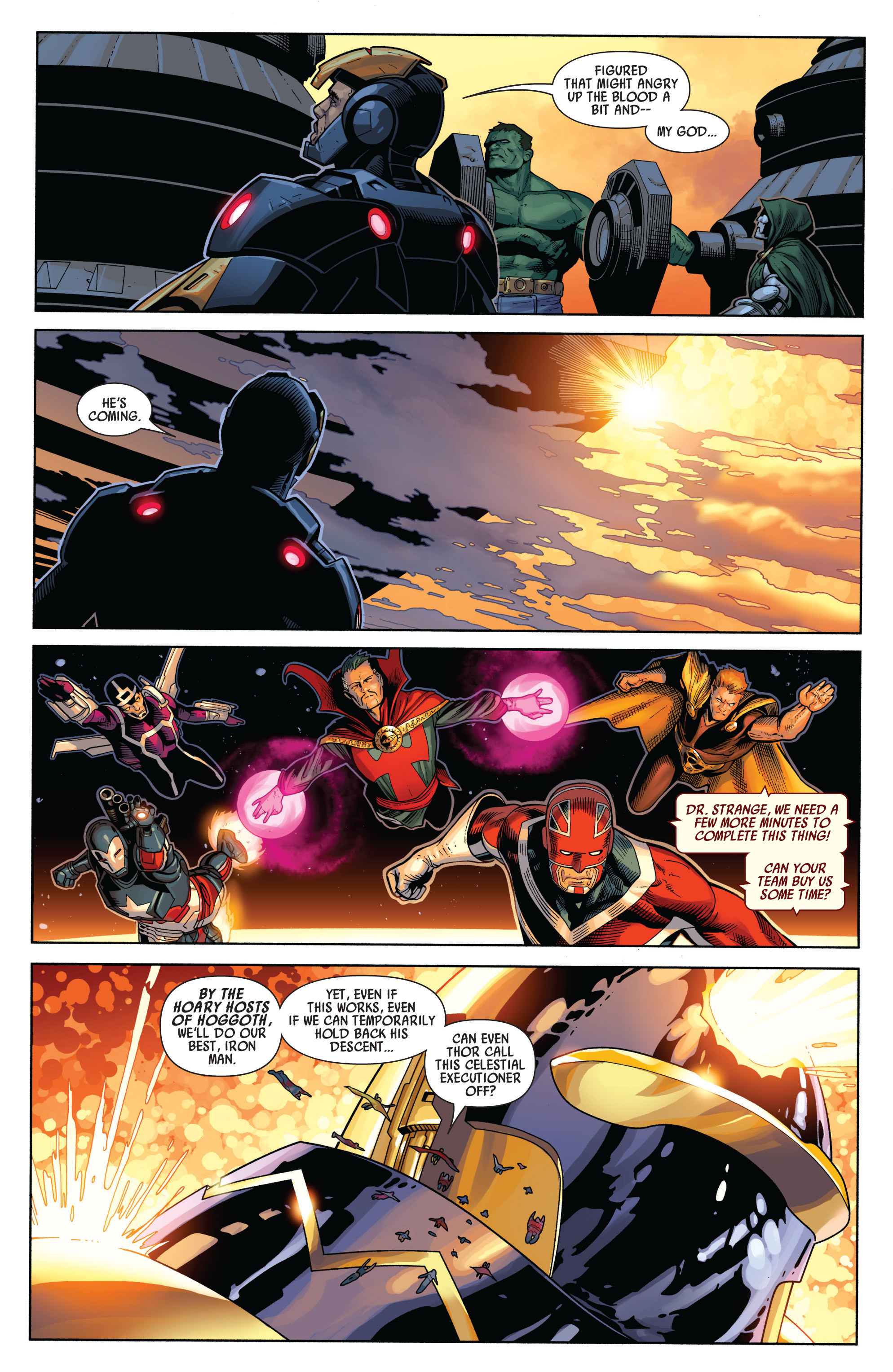 Read online Uncanny Avengers (2012) comic -  Issue #17 - 5