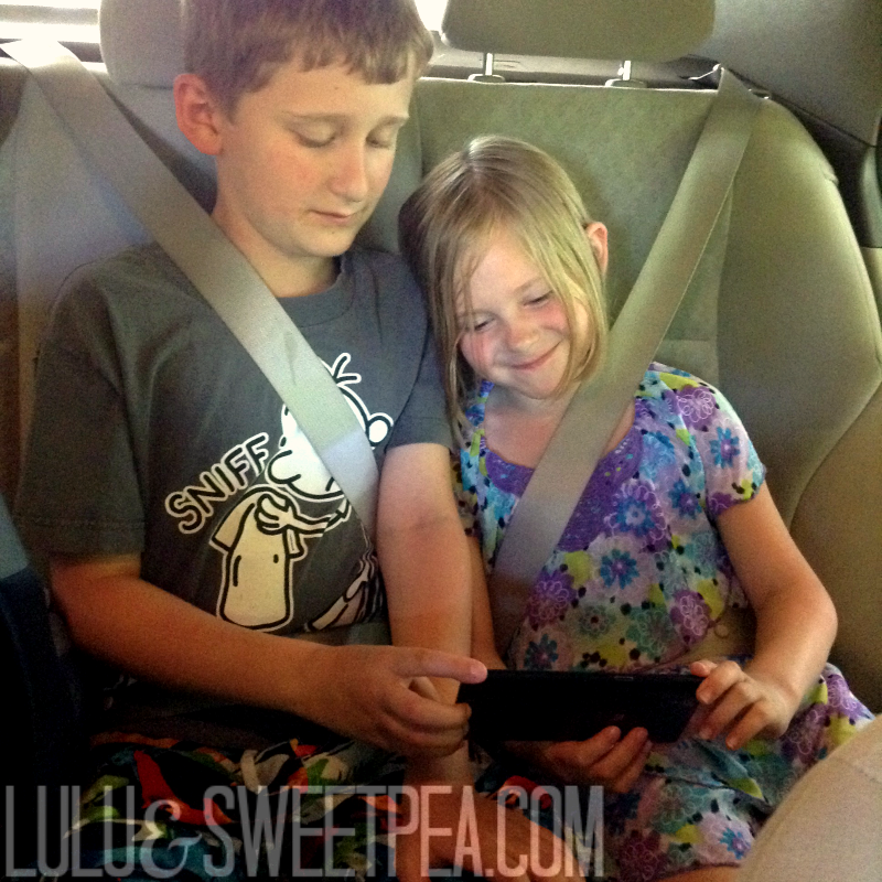 Lulu & Sweet Pea: #Save4Summer with Walmart Family Mobile