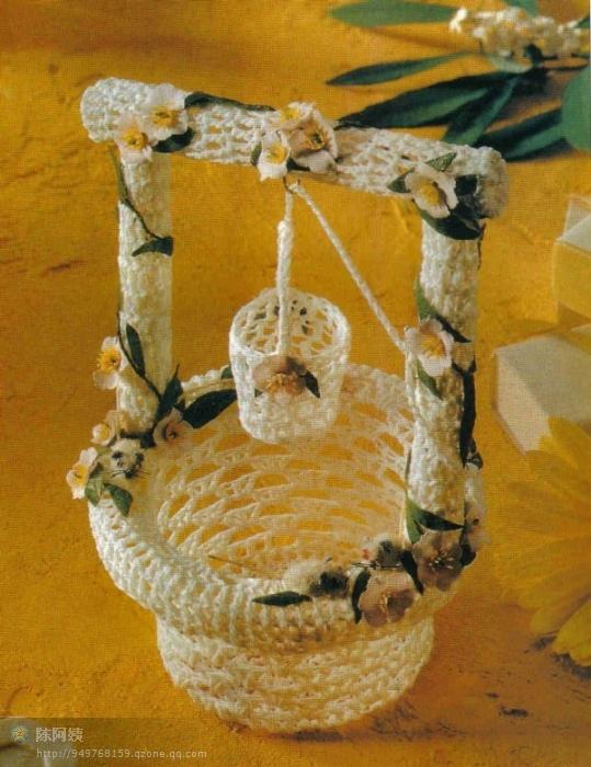 Patron Crochet Pozo Encantado