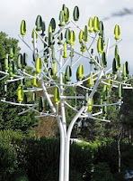 Electricity Generating Tree