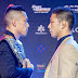 Nguyen, Matsushima stare down at official ONE: DAWN OF HEROES press conference