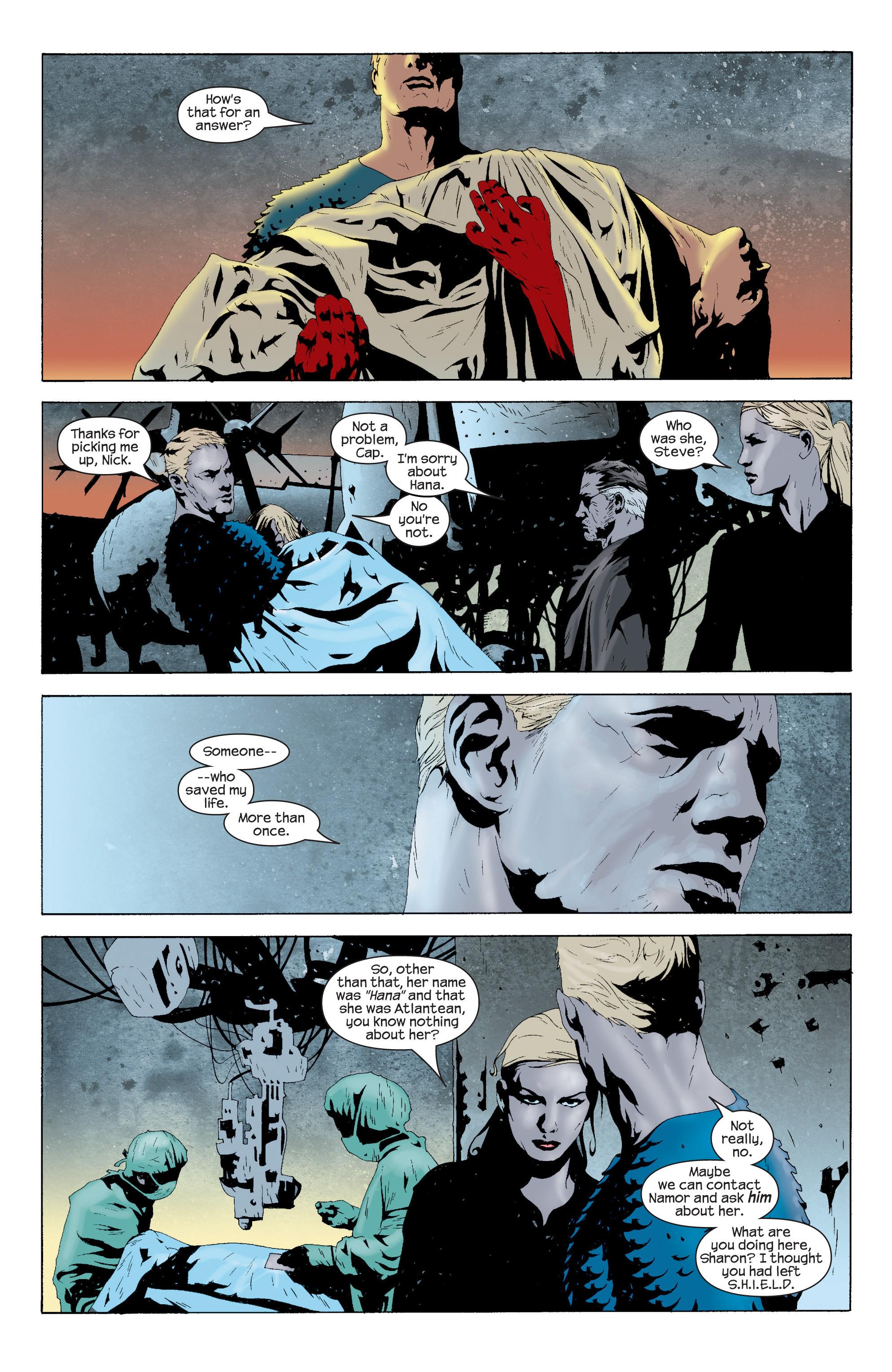 Captain America (2002) Issue #16 #17 - English 5