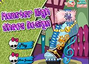 Monster High Shoes Design