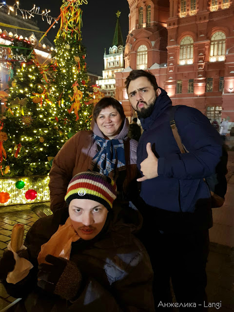 Прогулки по Москве. Март 2019