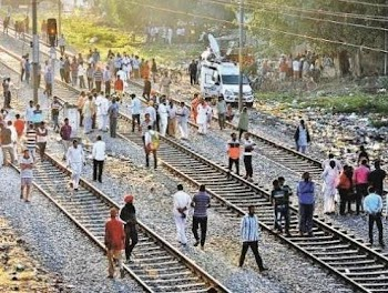 How unsafe are Indian railway tracks ?