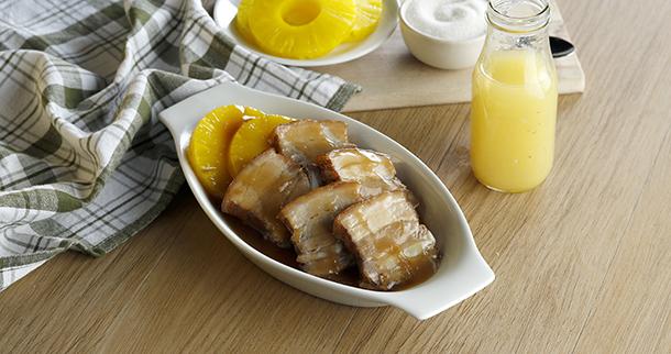 Hamonadong Liempo Recipe