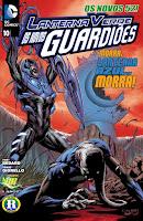 Os Novos 52! Lanterna Verde - Os Novos Guardiões #10