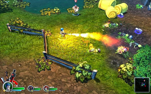 Bunch of Heroes PC Game Free Download
