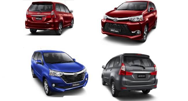 Grand New Veloz 1300 Avanza 1.5 M/t Update Harga Resmi Mobil Toyota 2015