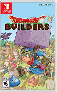 Dragon Quest Builders Switch XCI NSP
