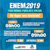 Prefeitura de Ponto Novo disponibilizará transportes para estudantes que farão provas do ENEM 2019
