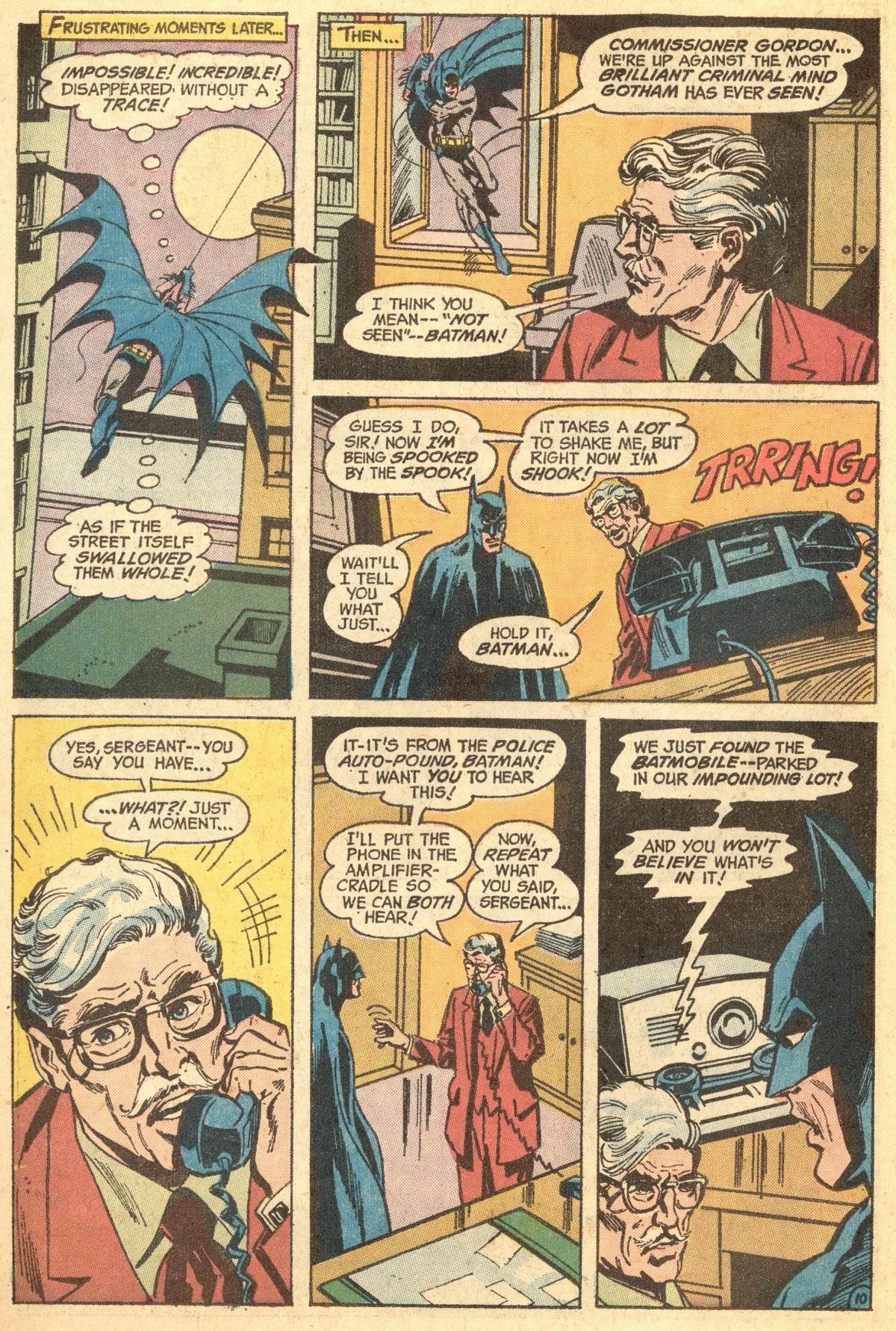 Detective Comics (1937) 434 Page 10