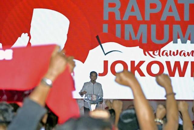 Ahli Bahasa UI: Pernyataan Jokowi Bukan Kiasan