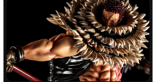 ZOOM! Charlotte Katakuri SA-MAXIMUM