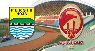 Persib Bandung vs Sriwijaya FC 1-1 TSC 2016