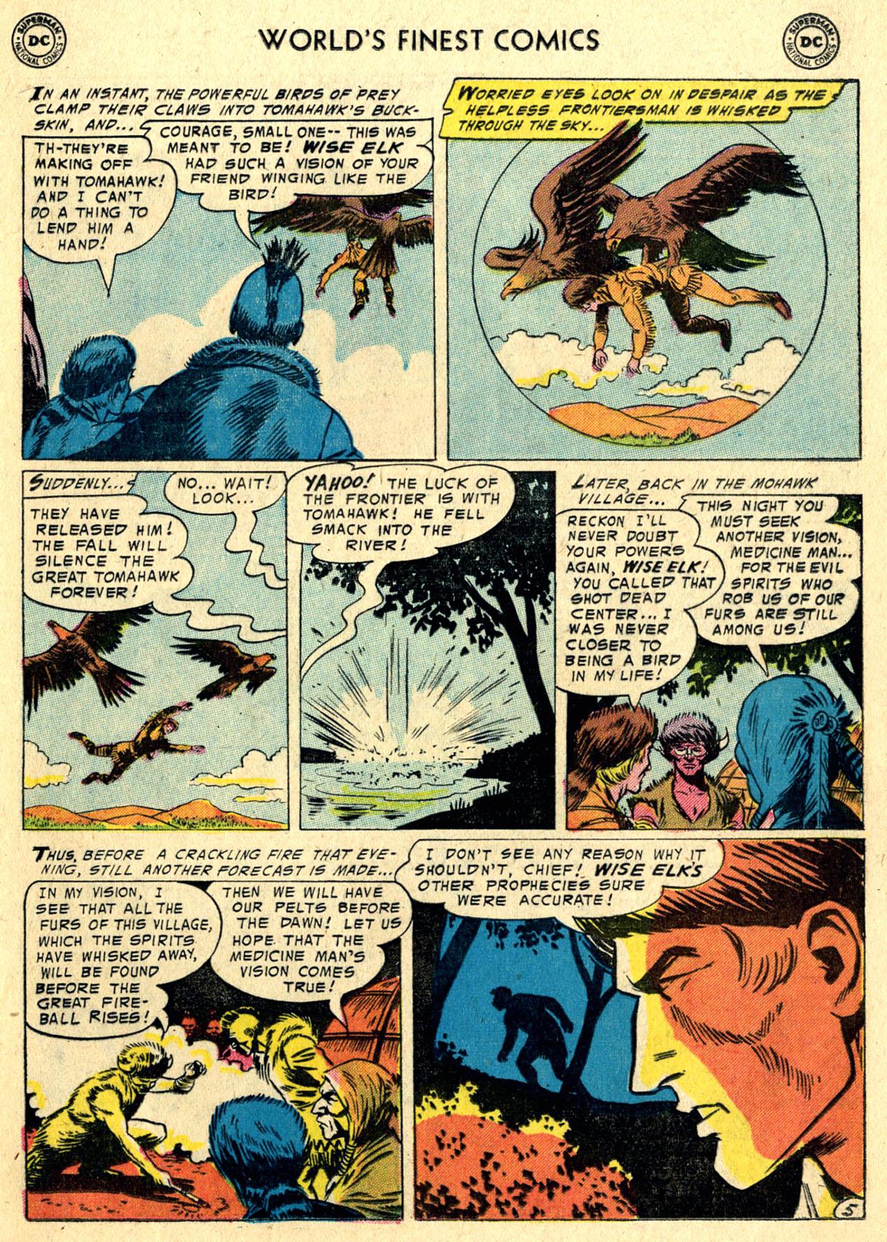 Read online World's Finest Comics comic -  Issue #82 - 20