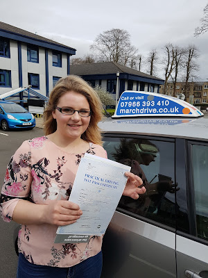 Alisha Little Test Pass