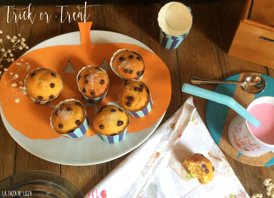 Muffins-de-calabaza-halloween