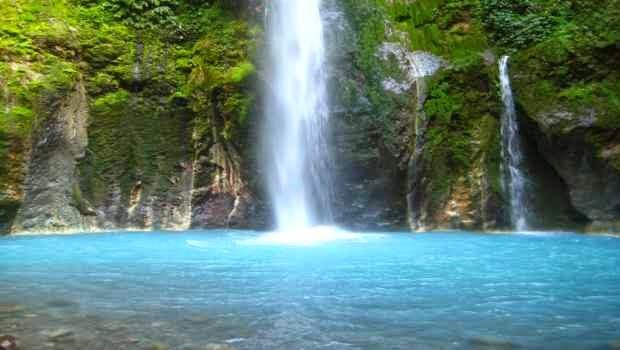 Air terjun Sikulikap - Tempat wisata di berastagi yang indah dan menyejukan