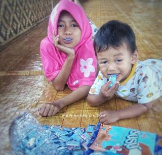 Mensiasati Kecanduan Anak Makan Permen