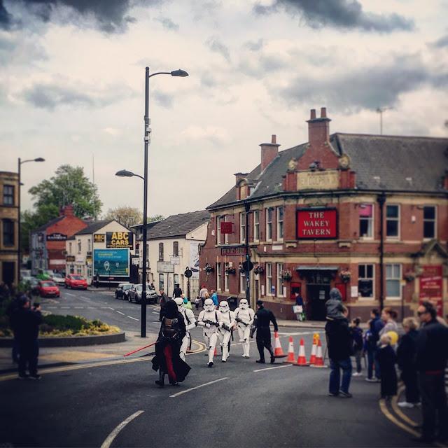 Stormtroopers in Wakefield