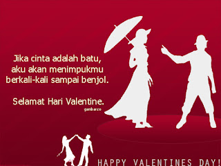 Gambar Kata Valentine Day Buat Jomblo