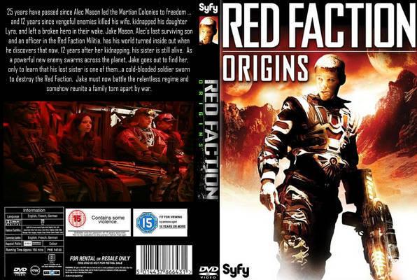 Red Faction Origins 2011