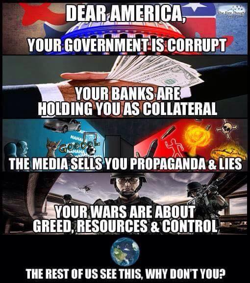 What are some specific times when the US government has controlled the media.?