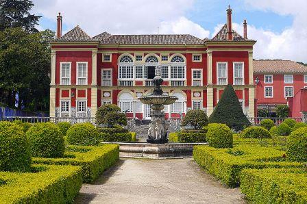Palácio Fronteira, Lisbon