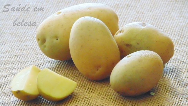 O perigo das batatas verdes