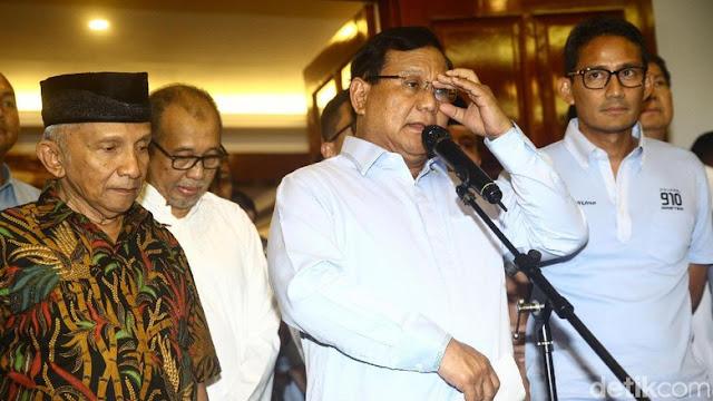 Soal Ratna Sarumpaet, PSI Minta Polri Proses Prabowo-Fadli Zon Cs