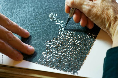 Paper Cut Art Design Ideas Arts And Crafts Ideas Projects