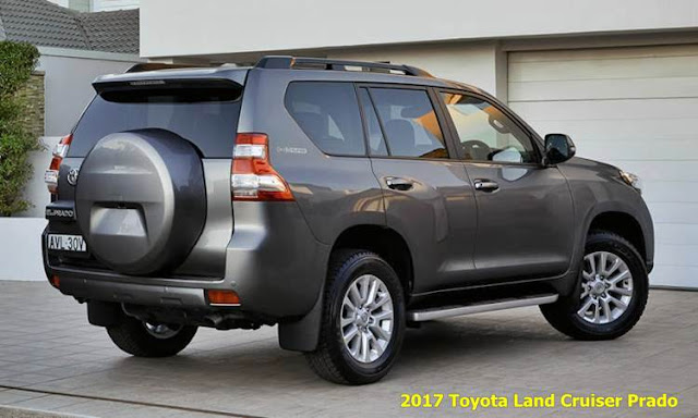 2017 Toyota Land Cruiser Prado Review