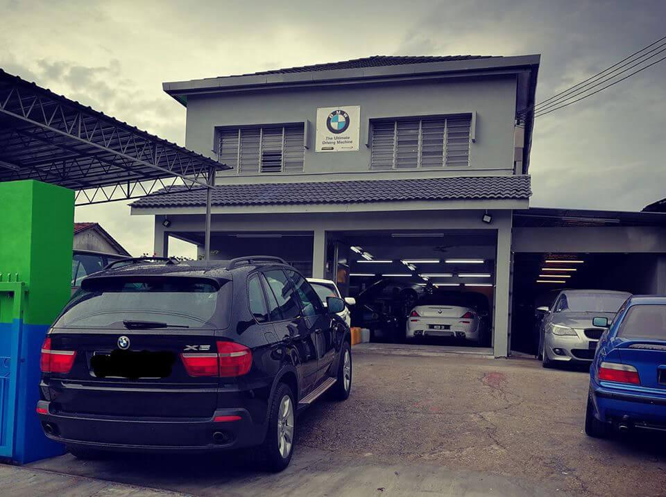 Bluegreen Autohaus Petaling Jaya