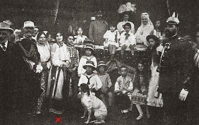 Franz Ferdinand, familia regala a Romaniei