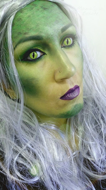makeup-halloween-snake-challenge-defi-monday-shadow-challenge-msc-blog-beaute