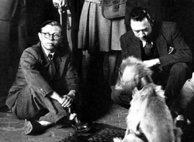 Sartre, Beauvoir y Camus: un enredo llamado Wanda