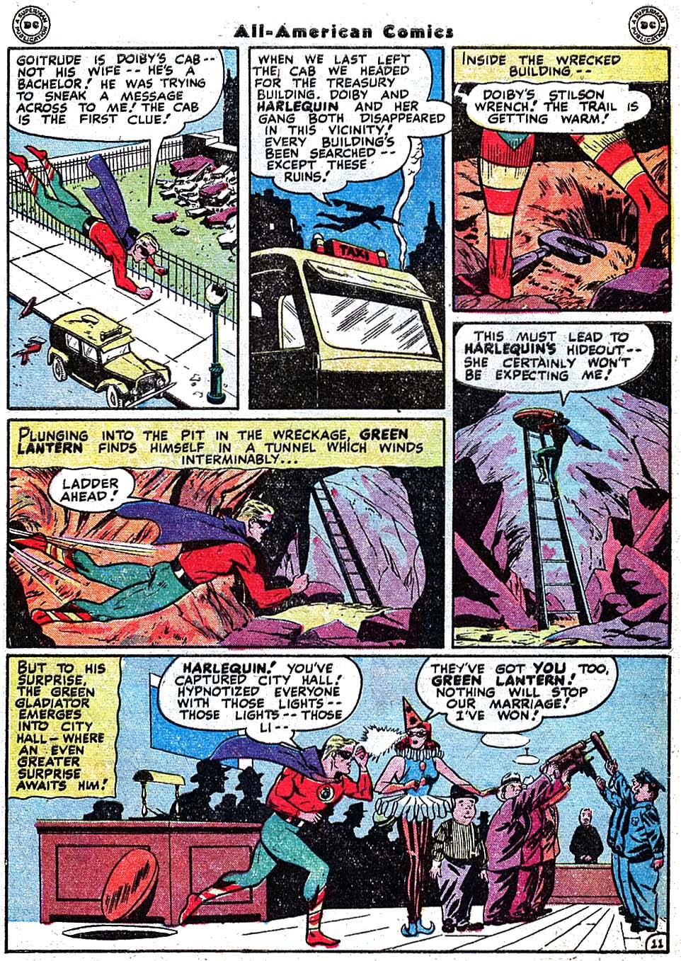 Read online All-American Comics (1939) comic -  Issue #91 - 13