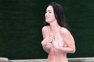 Megan Fox in Jennifer's Body topless
