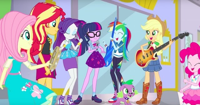 Equestria Daily MLP Stuff Equestria Girls Digital