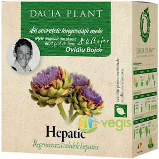 Ceaiul Hepatic -regenereaza celulele ficatului