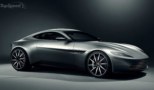 James Bond'un Arabası Aston Martin DB10 Geliyor