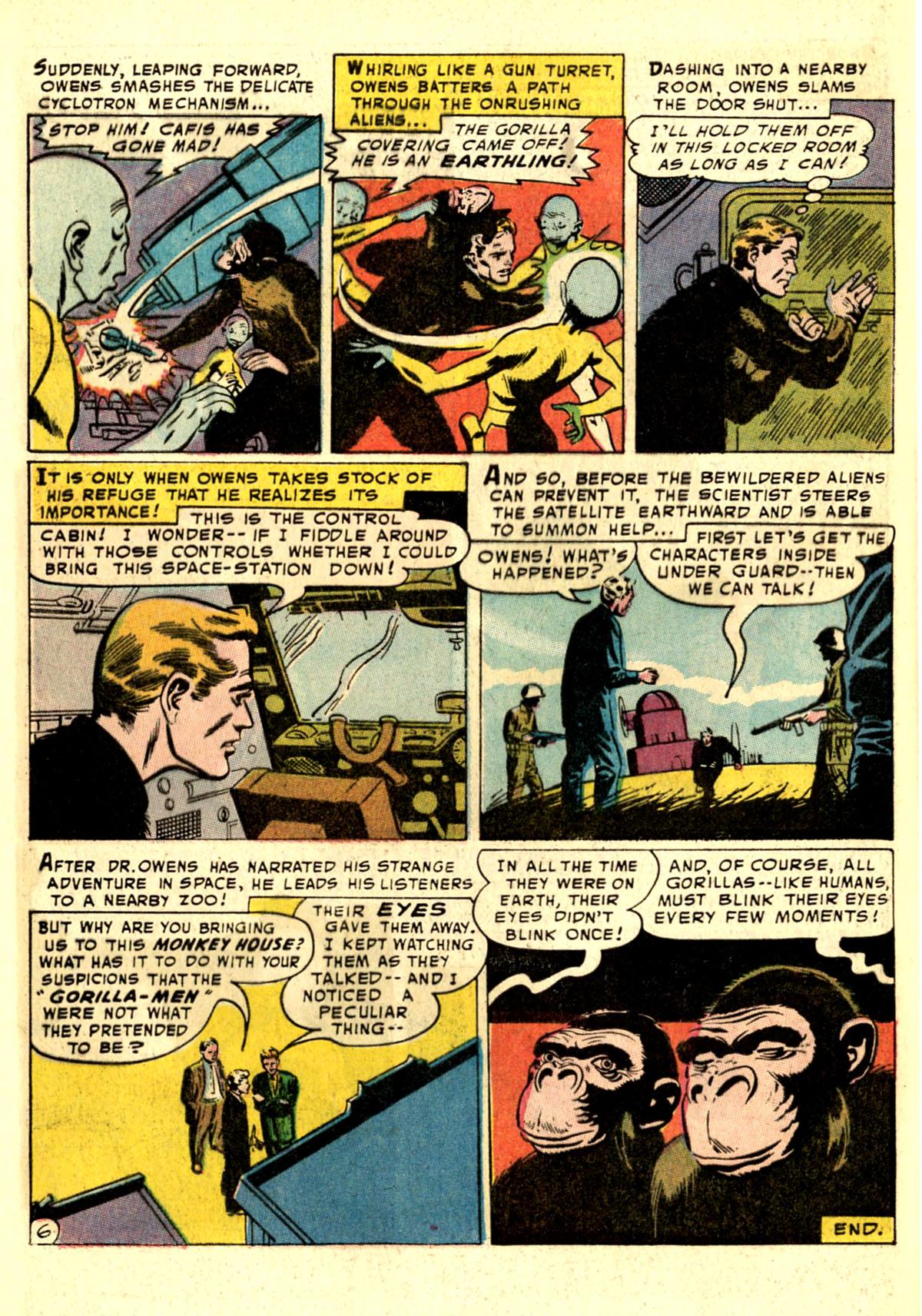 Strange Adventures (1950) issue 208 - Page 31